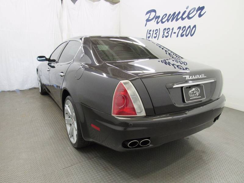 2007 Maserati Quattroporte for sale at Premier Automotive Group in Milford OH