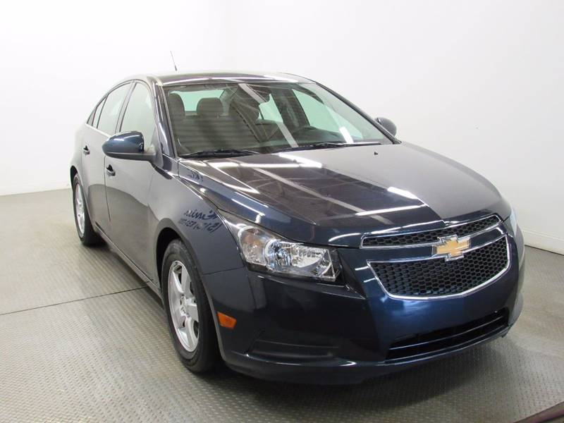 2014 Chevrolet Cruze for sale at Premier Automotive Group in Milford OH
