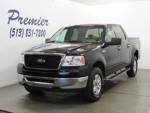 2007 Ford F-150 for sale at Premier Automotive Group in Milford OH