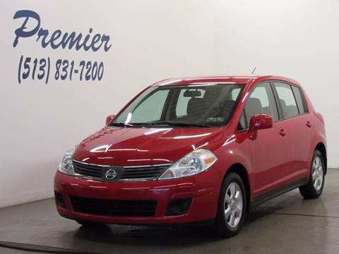 2008 Nissan Versa for sale at Premier Automotive Group in Milford OH