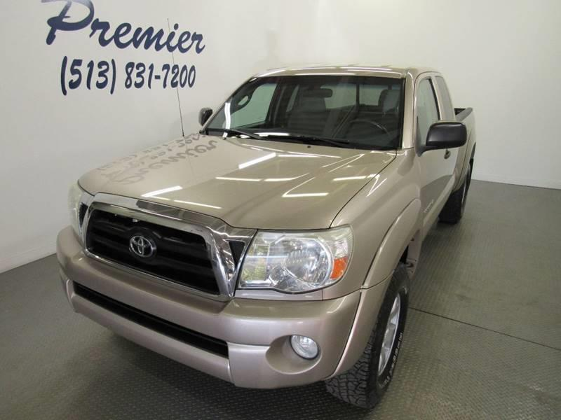 2005 Toyota Tacoma for sale at Premier Automotive Group in Milford OH