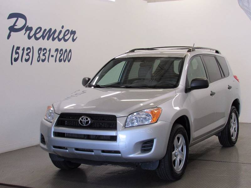 2012 Toyota RAV4 for sale at Premier Automotive Group in Milford OH