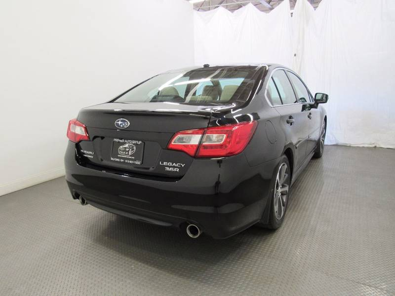 2015 Subaru Legacy for sale at Premier Automotive Group in Milford OH