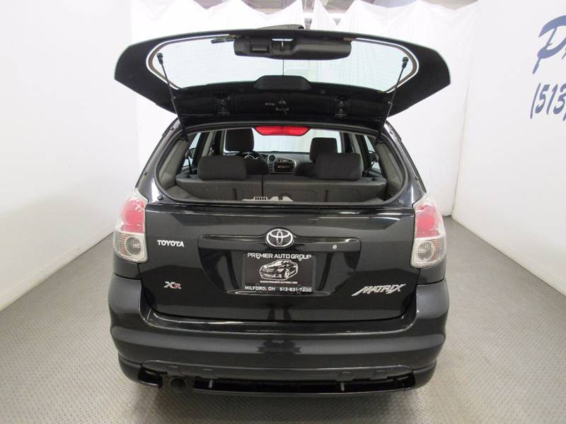 2007 Toyota Matrix for sale at Premier Automotive Group in Milford OH