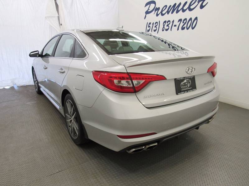 2015 Hyundai Sonata for sale at Premier Automotive Group in Milford OH