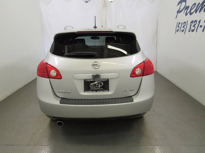 2011 Nissan Rogue for sale at Premier Automotive Group in Milford OH