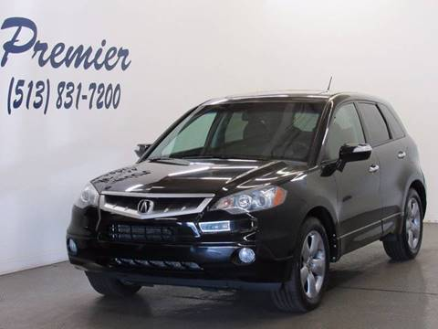 2009 Acura RDX for sale at Premier Automotive Group in Milford OH