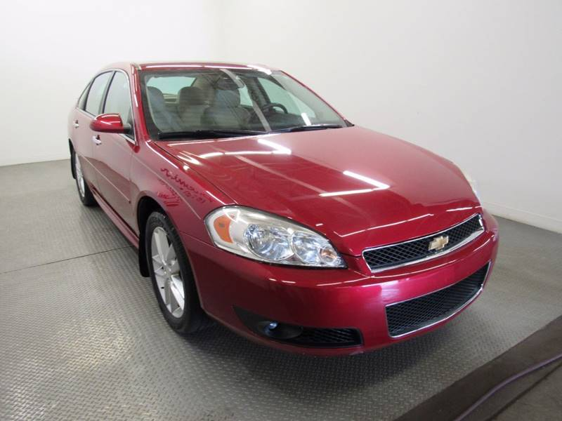 2013 Chevrolet Impala for sale at Premier Automotive Group in Milford OH