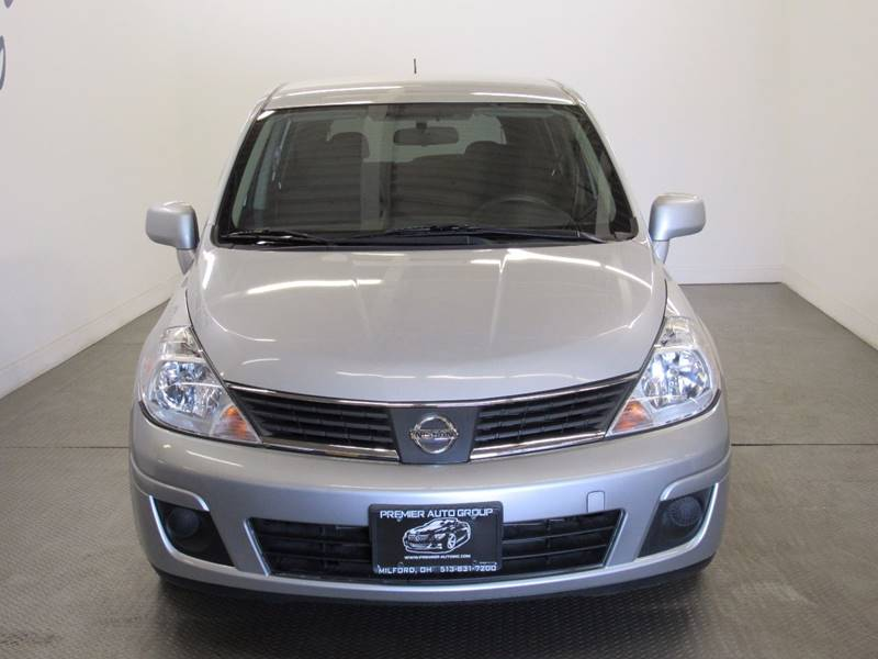 2009 Nissan Versa for sale at Premier Automotive Group in Milford OH