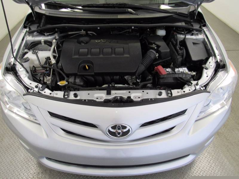 2011 Toyota Corolla for sale at Premier Automotive Group in Milford OH