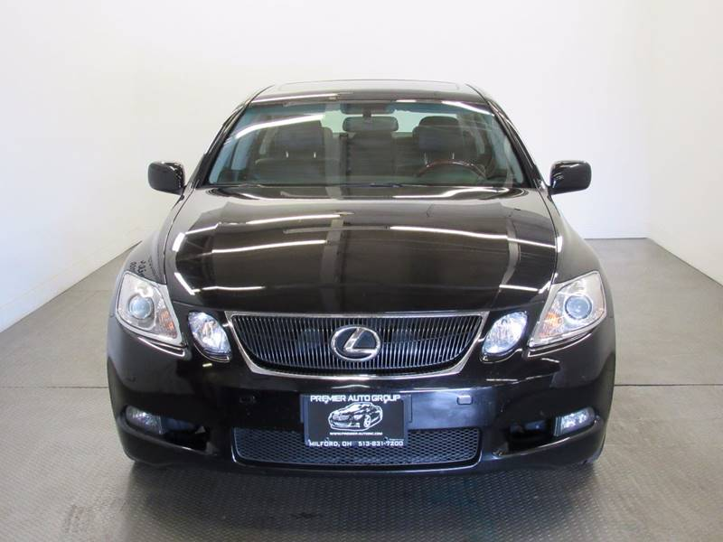 2007 Lexus GS 450h for sale at Premier Automotive Group in Milford OH