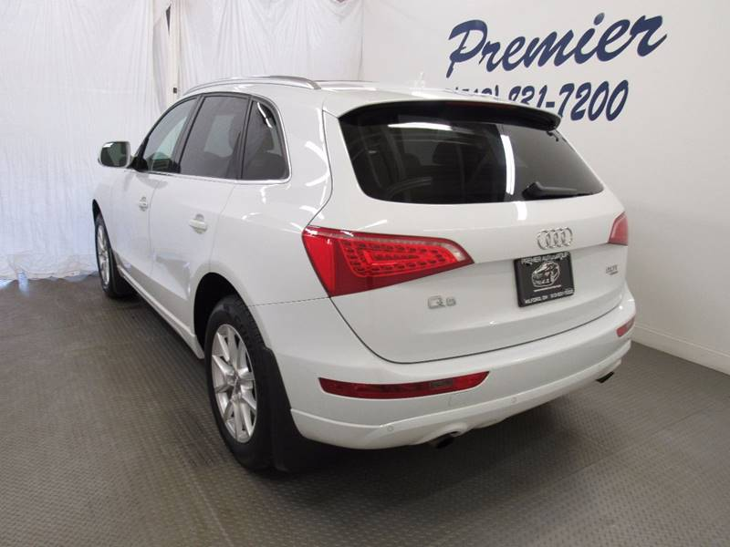 2012 Audi Q5 for sale at Premier Automotive Group in Milford OH