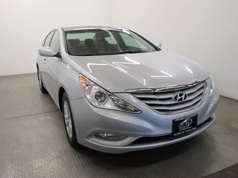 2013 Hyundai Sonata for sale at Premier Automotive Group in Milford OH