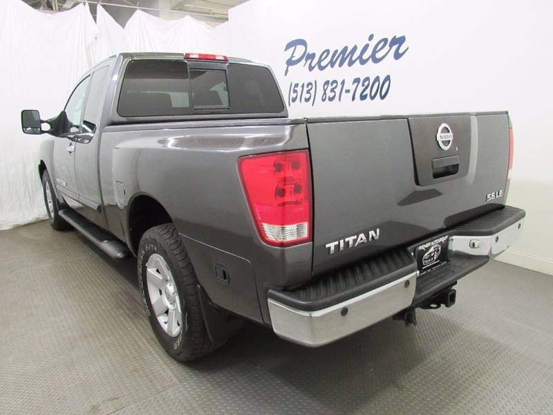 2006 Nissan Titan for sale at Premier Automotive Group in Milford OH