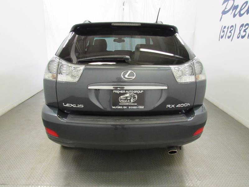2006 Lexus RX 400h for sale at Premier Automotive Group in Milford OH