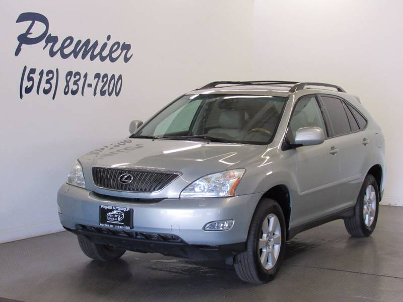 2007 Lexus RX 350 for sale at Premier Automotive Group in Milford OH