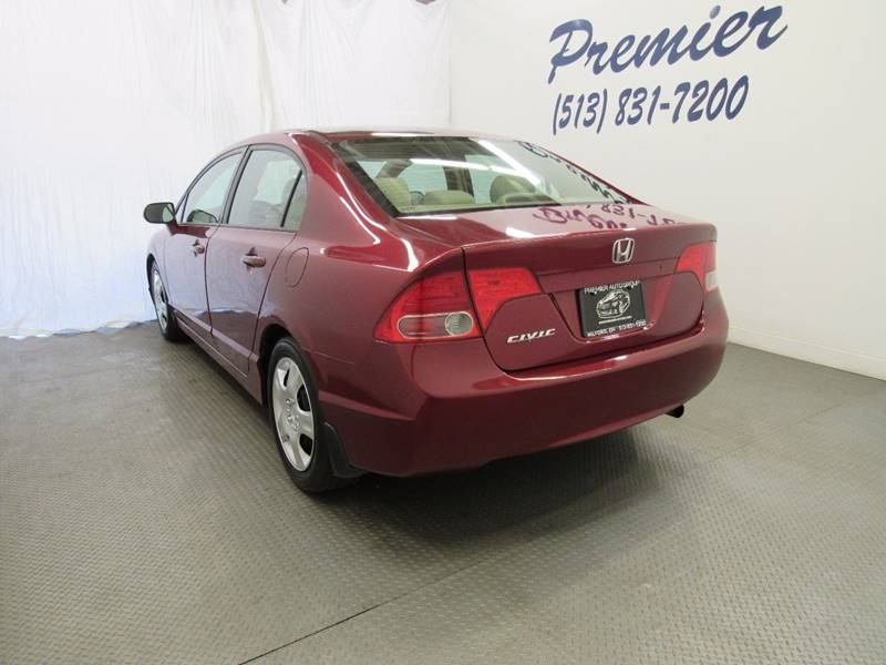 2007 Honda Civic for sale at Premier Automotive Group in Milford OH