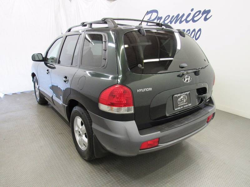 2006 Hyundai Santa Fe for sale at Premier Automotive Group in Milford OH