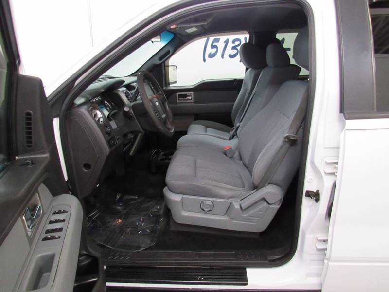 2011 Ford F-150 for sale at Premier Automotive Group in Milford OH