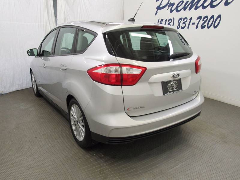 2015 Ford C-MAX Hybrid for sale at Premier Automotive Group in Milford OH