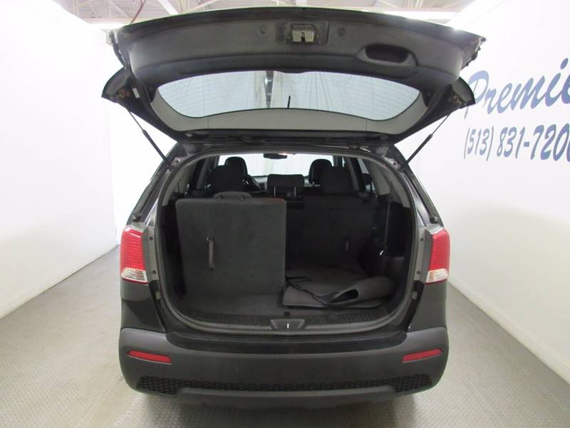 2011 Kia Sorento for sale at Premier Automotive Group in Milford OH