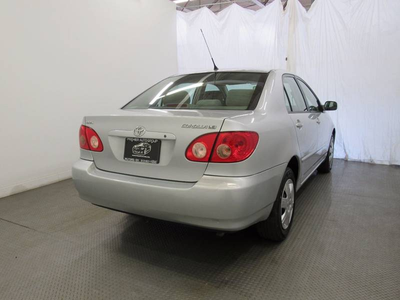 2007 Toyota Corolla for sale at Premier Automotive Group in Milford OH