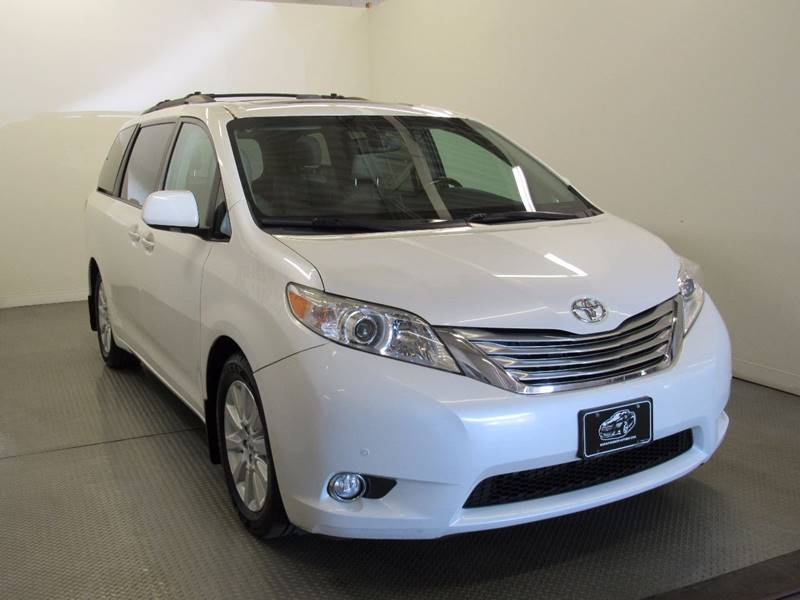 2011 Toyota Sienna for sale at Premier Automotive Group in Milford OH