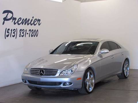 2006 Mercedes-Benz CLS for sale at Premier Automotive Group in Milford OH