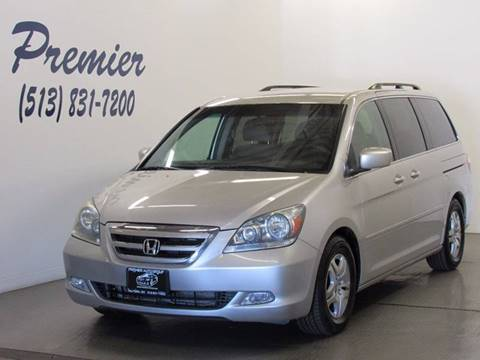 2006 Honda Odyssey for sale at Premier Automotive Group in Milford OH