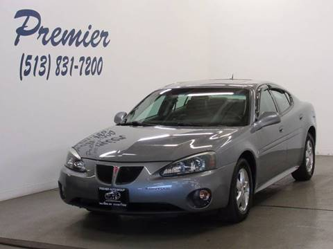 2007 Pontiac Grand Prix for sale at Premier Automotive Group in Milford OH