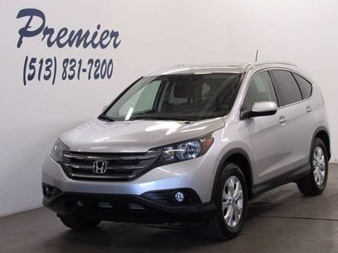 2012 Honda CR-V for sale at Premier Automotive Group in Milford OH