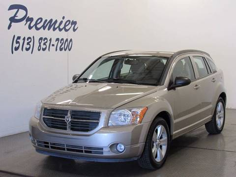 2010 Dodge Caliber for sale at Premier Automotive Group in Milford OH