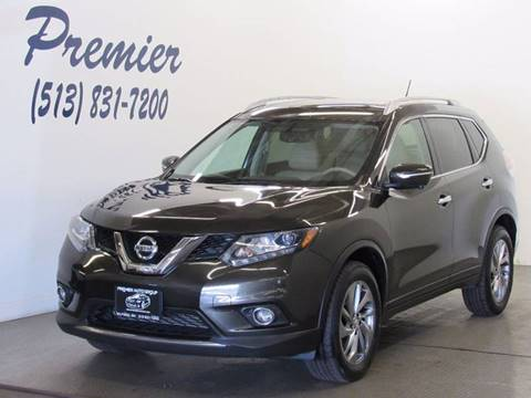 2014 Nissan Rogue for sale at Premier Automotive Group in Milford OH