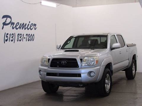 2006 Toyota Tacoma for sale at Premier Automotive Group in Milford OH