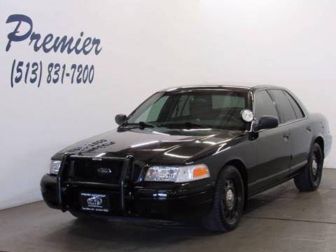 2011 Ford Crown Victoria for sale at Premier Automotive Group in Milford OH