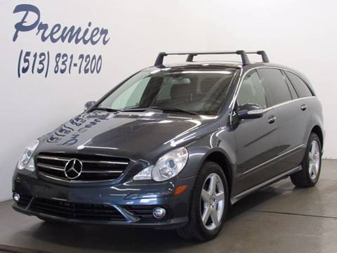 2010 Mercedes-Benz R-Class for sale at Premier Automotive Group in Milford OH