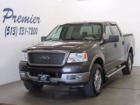 2005 Ford F-150 for sale at Premier Automotive Group in Milford OH