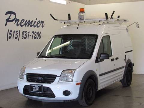 2011 Ford Transit Connect for sale at Premier Automotive Group in Milford OH