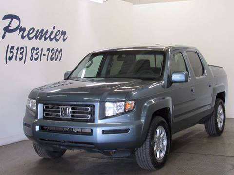 2008 Honda Ridgeline for sale at Premier Automotive Group in Milford OH