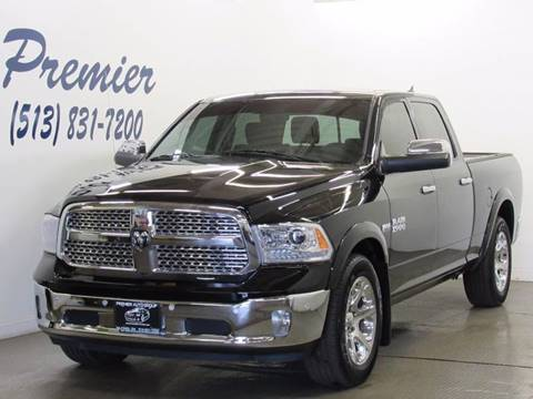 2014 RAM Ram Pickup 1500 for sale at Premier Automotive Group in Milford OH