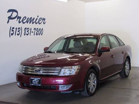 2008 Ford Taurus for sale at Premier Automotive Group in Milford OH