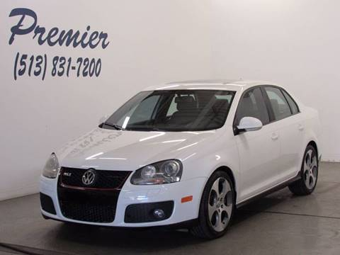 2007 Volkswagen Jetta for sale at Premier Automotive Group in Milford OH