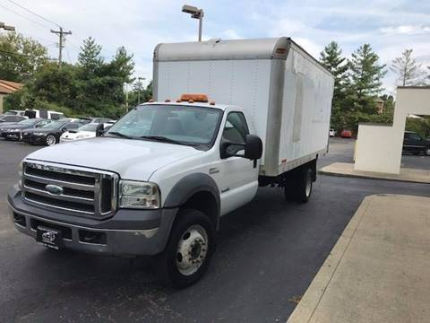 2005 Ford F-550 for sale in Milford, OH