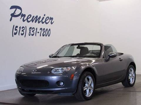 2008 Mazda MX-5 Miata for sale in Milford, OH
