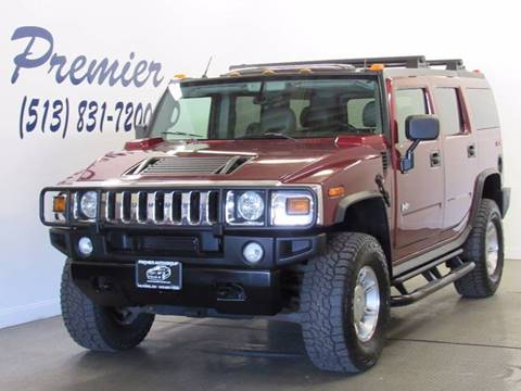 2003 HUMMER H2 for sale in Milford, OH