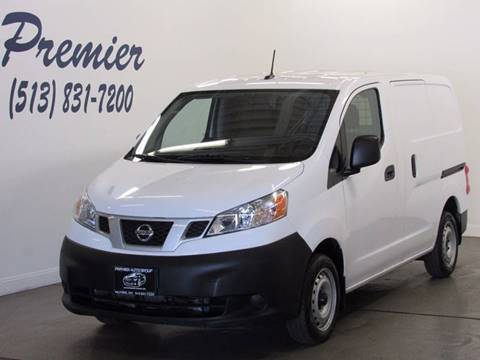 2013 Nissan NV200 for sale in Milford, OH