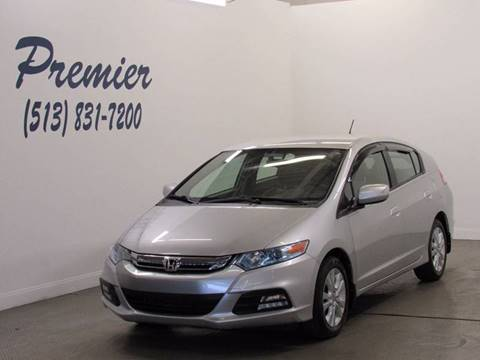 2012 Honda Insight for sale in Milford, OH