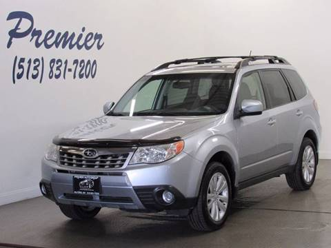 2012 Subaru Forester for sale in Milford, OH