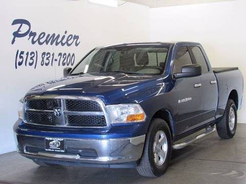 2011 RAM Ram Pickup 1500 for sale in Milford, OH