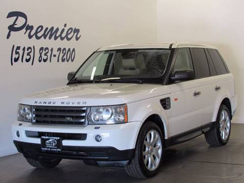 2007 Land Rover Range Rover Sport for sale in Milford, OH